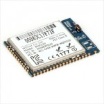 Wiznet WizFi210 serial to WiFi module, Chip Antenna